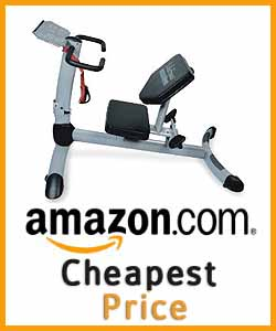 LifeSpan Fitness SP1000 Stretch Partner Stretching Machine